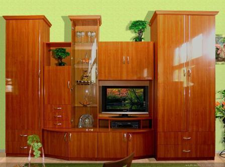 как правильно ухаживать за лакированной мебелью