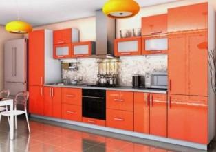 Сборка и установка фабричной кухни