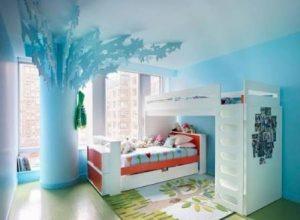 ремонт детской кровати