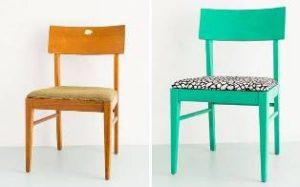 самостоятельный ремонт стульев