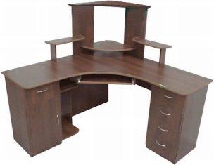 сборка компьютерного стола